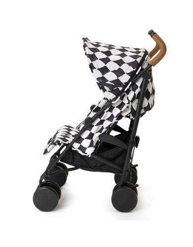 Elodie Details - wózek spacerowy Stockholm Stroller Graphic Grace