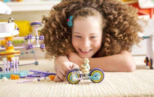 GoldieBlox - Mega zestaw konstruktorski