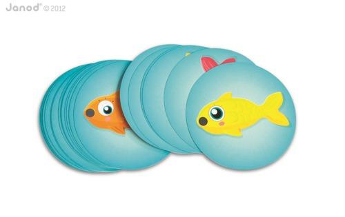 Janod - Aquanemo gra Łowienie rybek
