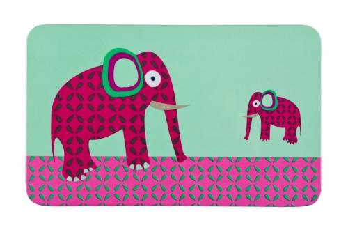 Lassig - Deseczka śniadaniowa Wildlife Słoń