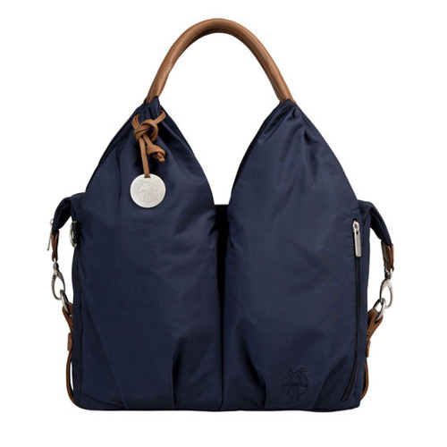 Lassig - Glam Label Torba dla Mamy Signature Festival navy