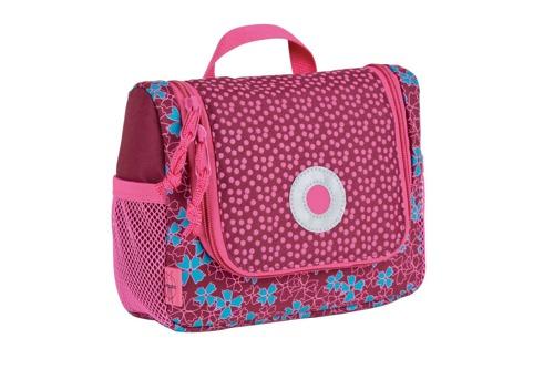 Lassig - Kosmetyczka z Lusterkiem Blossy pink