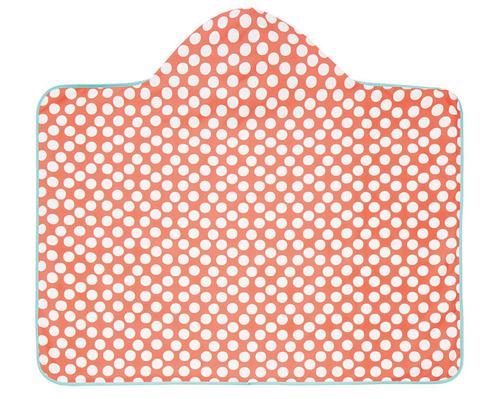 Lassig - Ręcznik z kapturem Jolly Dots