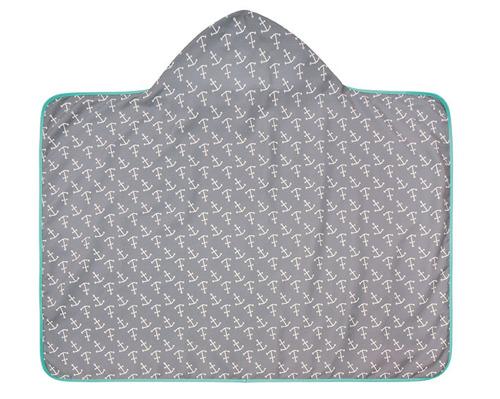 Lassig - Ręcznik z kapturem Ship ahoy