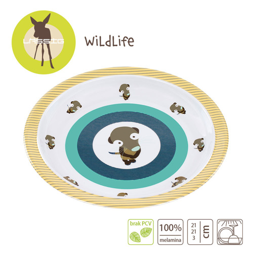 Lassig Talerz Wildlife Surykatka