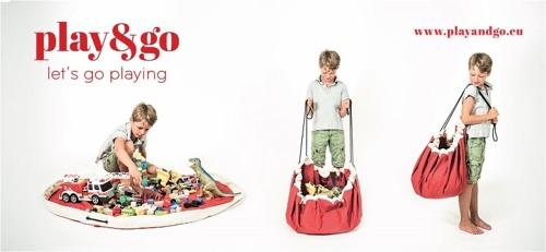 Play&Go - Worek Czerwony