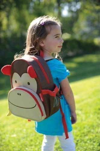 Skip Hop - Plecak Zoo Małpa