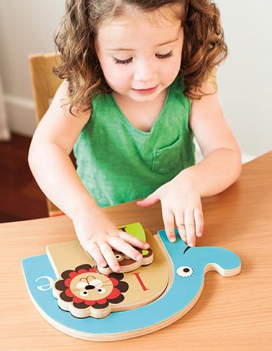Skip Hop - Puzzle Alfabet
