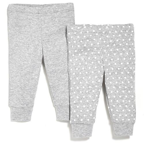 Skip Hop - Spodnie 2 szt. Grey NB