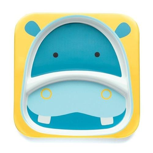 Skip Hop - Talerz Zoo Hipopotam