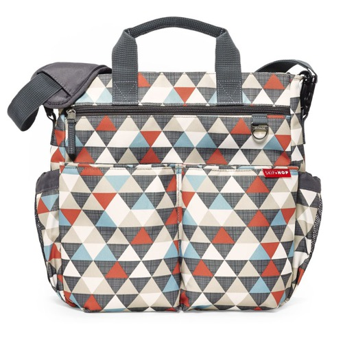 Skip Hop - Torba Duo Signature Triangles