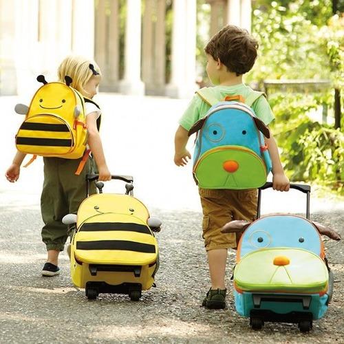 Skip Hop - Walizka Zoo Pszczoła