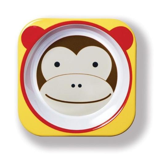 Skip Hop - Zestaw jedzeniowy Zoo Małpa