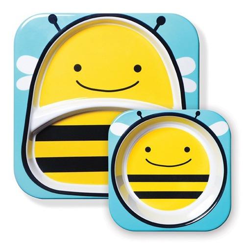 Skip Hop - Zestaw jedzeniowy Zoo Pszczoła