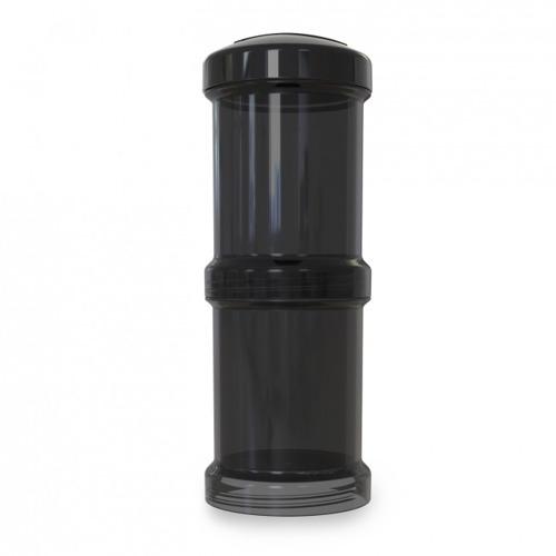 Twistshake - Pojemnik 2x100ml, czarny