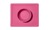 EZPZ - Silikonowa miseczka z podkładką 2w1 Happy Bowl różowa
